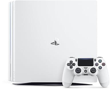 42b77430d49ab Sony PlayStation 4 Pro 1TB 1000GB Wifi Blanco - Videoconsolas (PlayStation  4 Pro