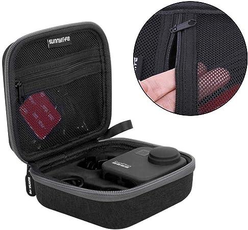 Para bolsa de almacenamiento de cámara panorámica GoPro MAX, bolsa de almacenamiento de cámara, estuche de cámara, estuche perfectamente ajustado, resistente a los golpes, a prueba de presión: Amazon.es: Hogar