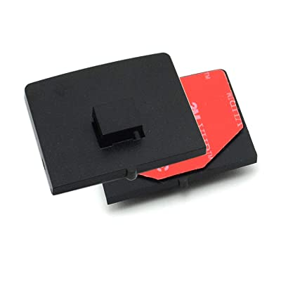iSaddle for 3M Rexing Adhesive Mount Holder/w Additonal Adhesive Pad for in Dash Camera Better Than Original Rexing V1 V1P V1N A118 A118C A118-C B40 Holder