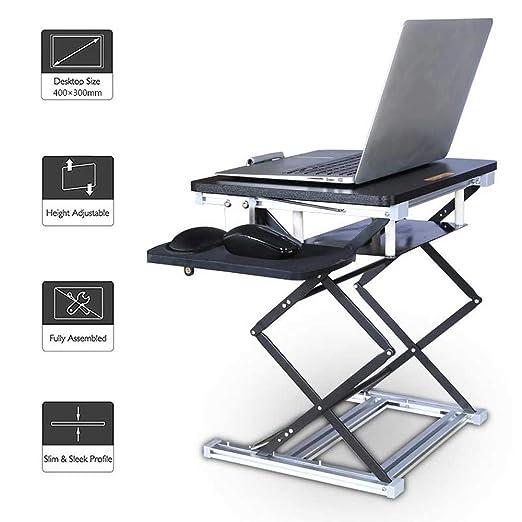 HPDOP Adjustable Standing Desk,Escritorio para Computadora ...