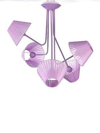 onli - Lámpara de techo y lámpara de techo/lámpara Morado 5 ...