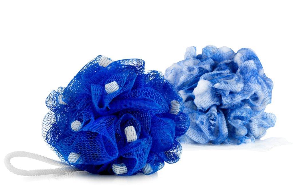 W F Young Pet 451305 Showsheen Deodorizing Woof Pouf, Blue