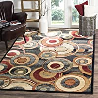 Safavieh Lyndhurst Collection LNH225G Grey and Multi Area Rug (6 x 9)