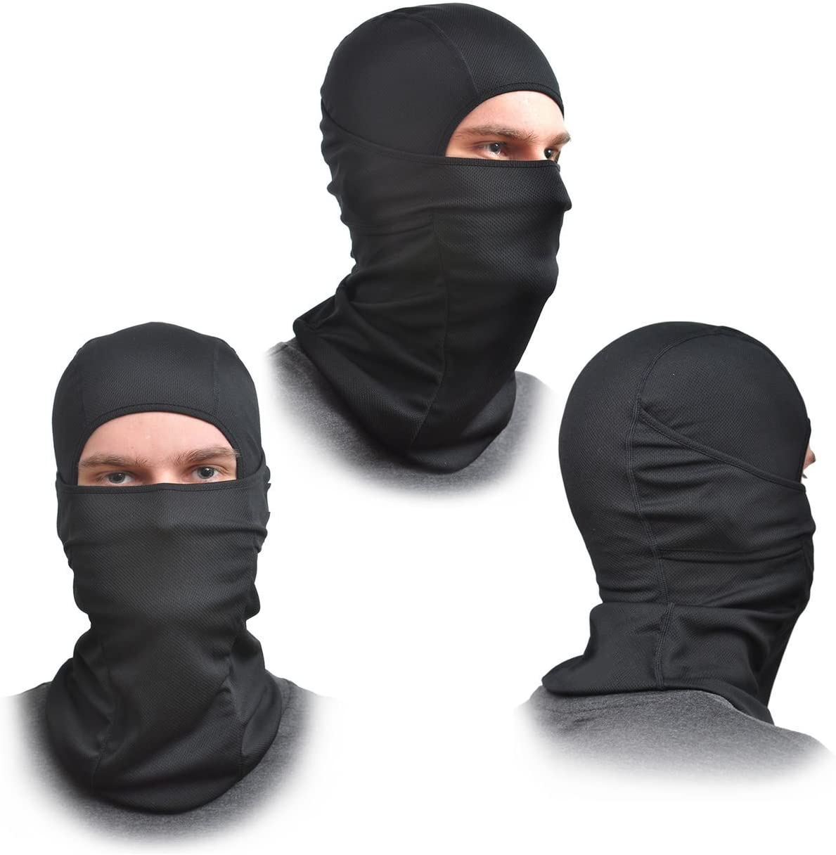 One Size Fits All AFA Tooling Balaclava Head Sock 2-pack