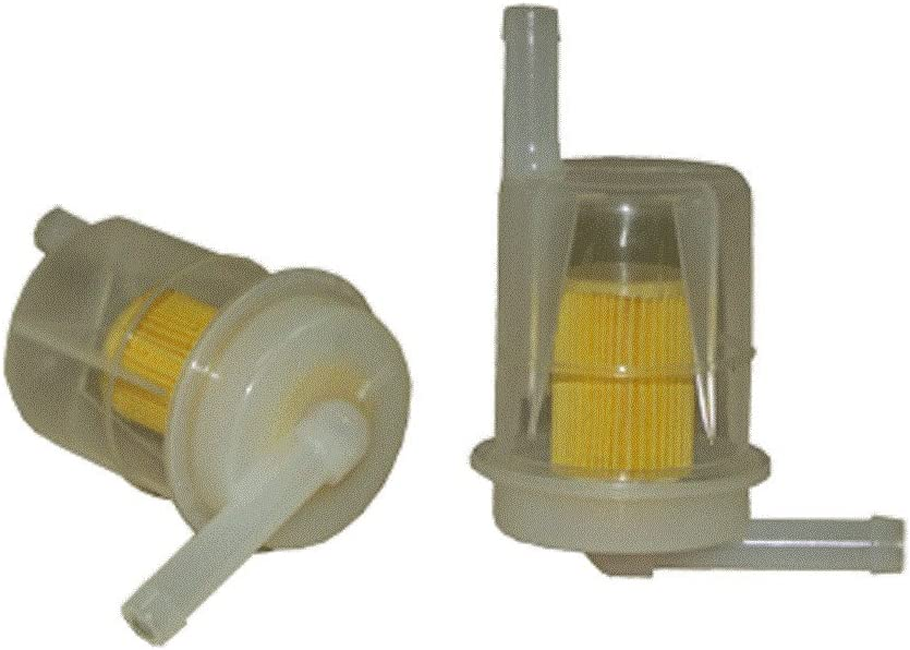Wix 33095 Fuel Filter Case of 12 Complete In-Line