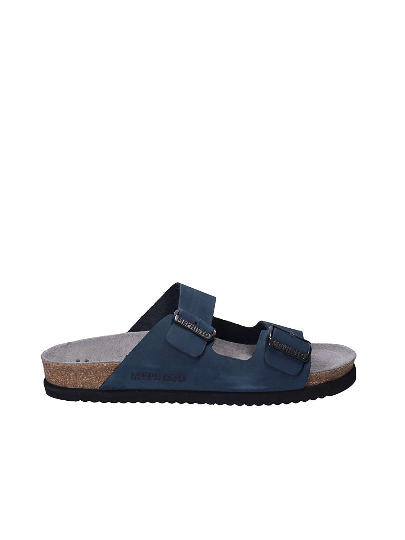 Mephisto P5121684 Sandalias Hombre 40|azul marino Zapatos de moda en línea Obtenga el mejor descuento de venta caliente-Descuento más grande