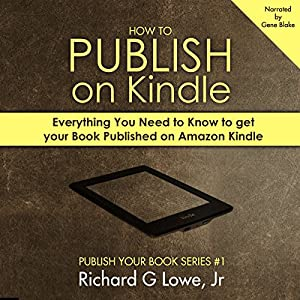 How to Publish on Kindle Audiobook