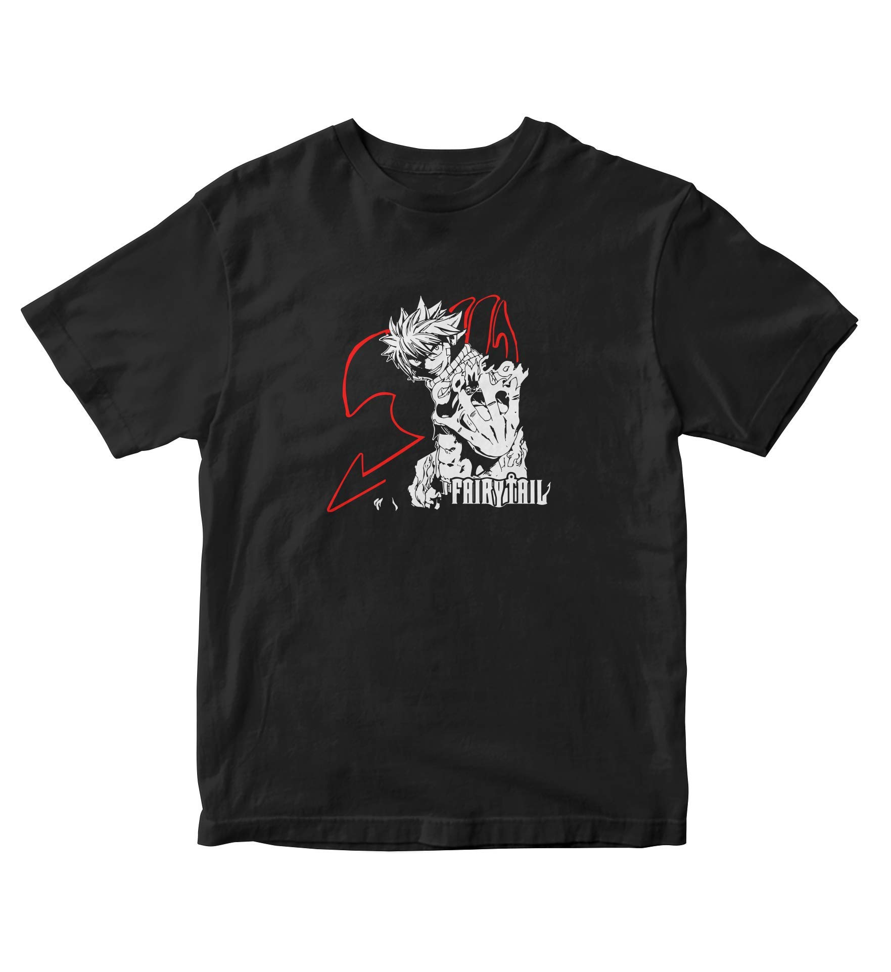 Come On Natsu Dragneel Fairy Tail T Shirt Adult S Anime Manga A676