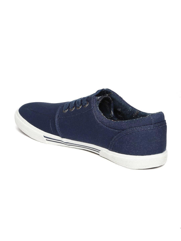 Buy Roadster Men Navy Casual Shoes