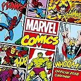 Marvel Comics Classic Official 2018 Calendar - Sqaure Wall Format Calendar (Calendar 2018)