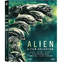 Deals on Alien 6-Film Collection 4K UHD