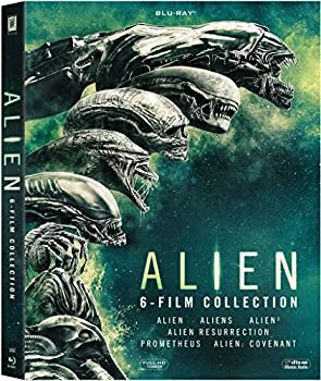 Alien: 6 Film Collection [Blu-ray]