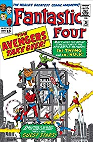 Fantastic Four (1961-1998) #26 (Fantastic Four (1961-1996)) (English Edition)