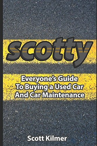 Everyone's Guide to Buying a Used Car and Car Maintenance PDF