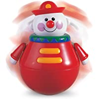 TOLO Roly Poly Chiming Clown Toy