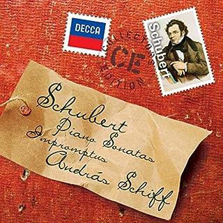 Schubert: Piano Sonatas - Impromptus - 9 CD Set by Andras Schiff (B005BLYSQK) | Amazon Products