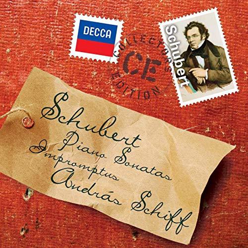 Piano Sonatas Box - Schubert: Piano Sonatas/Impromptus [9 CD Box Set]