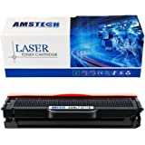 Amstech 1,000 Pages Compatible Black Toner cartridge Replacement for Samsung MLT-D111S MLTD111S MLT D111S xaa For Printers Samsung Xpress SL-M2020 SL-M2020W M2022 M2022W M2070 M2070W M2070F M2070FW
