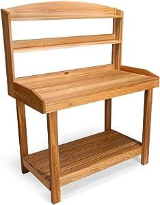 All Things Cedar Potting Bench