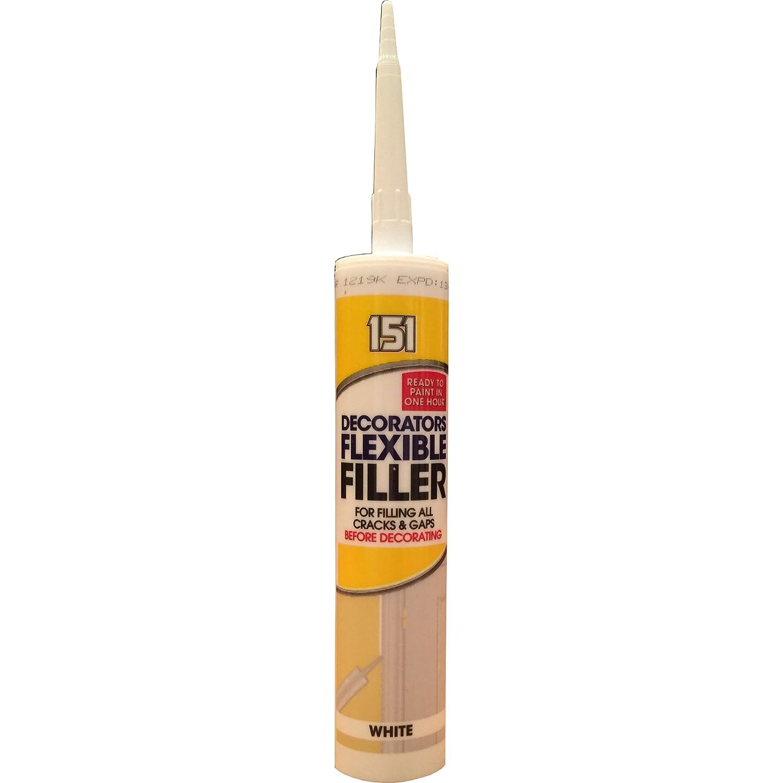 151 Decorators Flexible Filler White 151 Products
