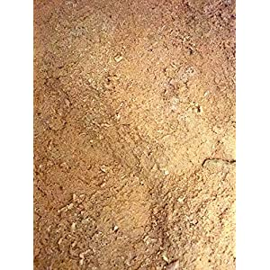 SAWDUST (3lbs) Hardwood saw dust, All Natural, Made in USA, by Crossroad Sales LLC