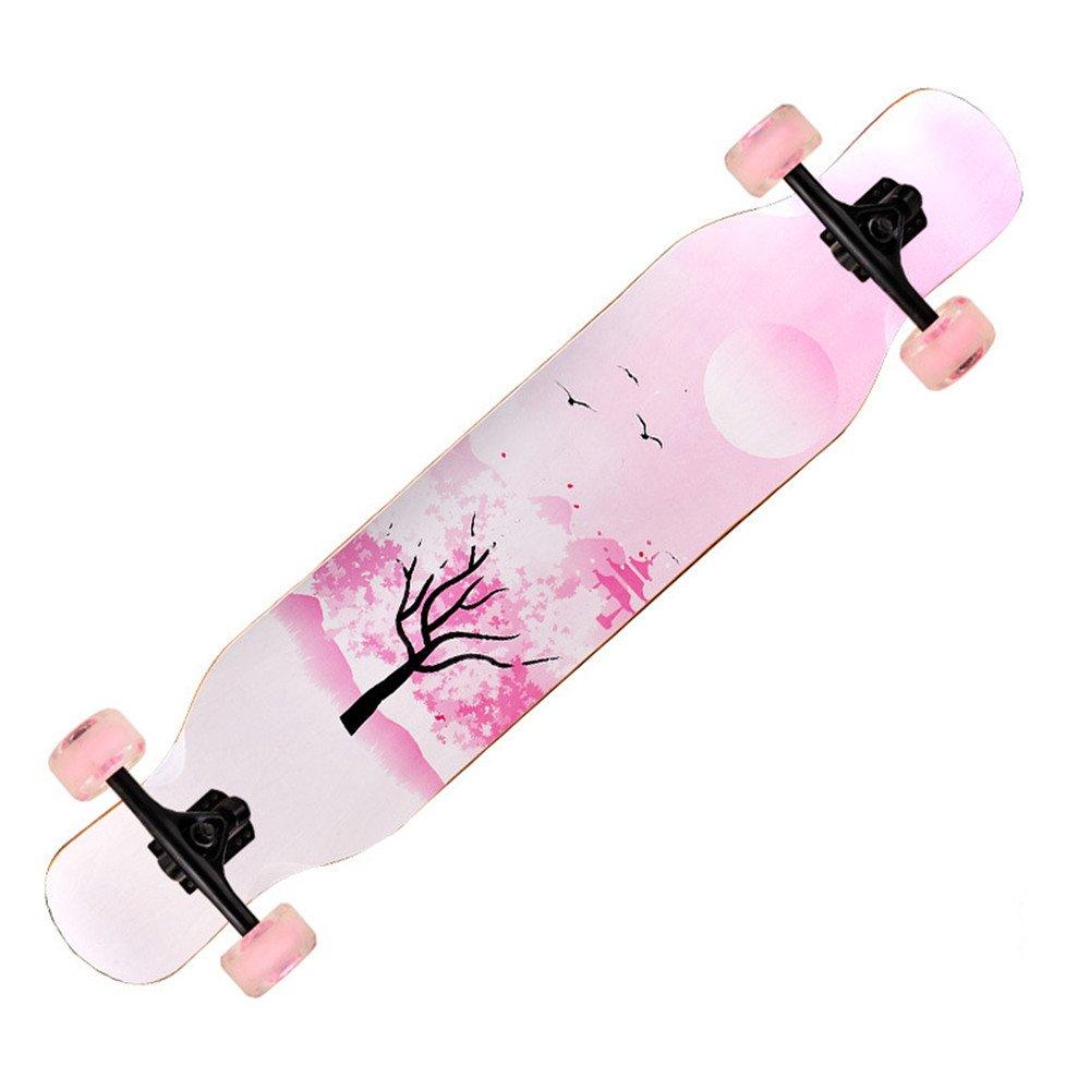 衝撃特価 スタイリッシュなデザインで完全なクルーザースケートボードプラスチックマルチカラー&クールグラフィックス (Color : (Color Blue1) Blue1) B07H7Y5PJS : Pink Pink, 小さいお仏壇の専門店BUSSE:8f2b5345 --- a0267596.xsph.ru
