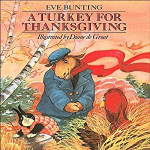 A Turkey for Thanksgiving Audiobook