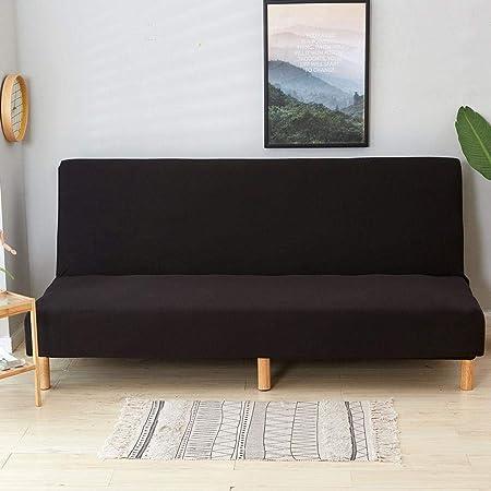 lembeauty armless sofa cover folding sofa bed cover waterproof rh amazon co uk sofa bed covers uk sofa bed cover sheet