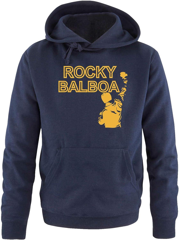 Mick/'s Fitnessstudio Herren Lustige Rocky Film Kapuzenpullover Balboa Boxen