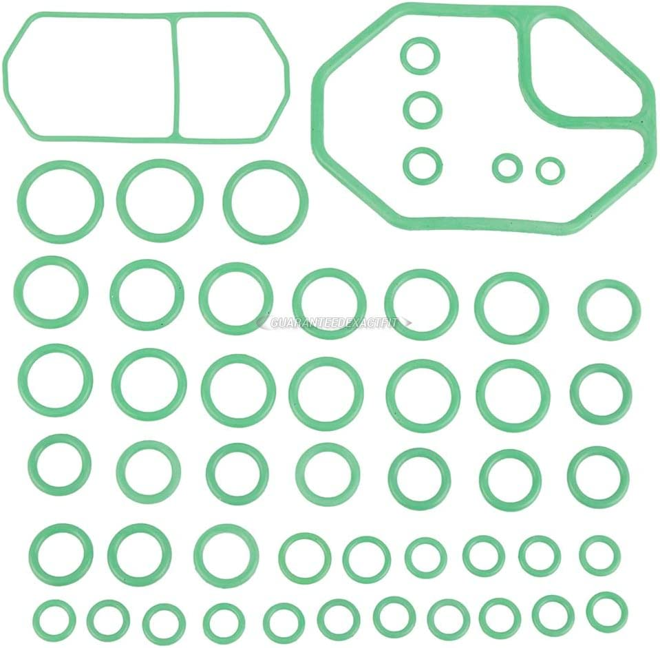 BuyAutoParts 60-80105RK New For Honda Accord 1995 1996 1997 AC Compressor w//A//C Repair Kit
