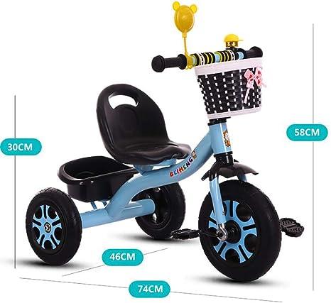 Triciclo Bebe Evolutivo Plegable Niño Bebé con Mango Trike Smart ...