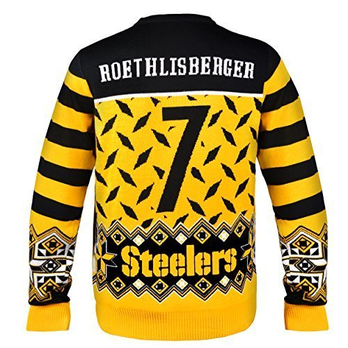quality design 6135a c57ff Pittsburgh Steelers Ugly Christmas Sweaters