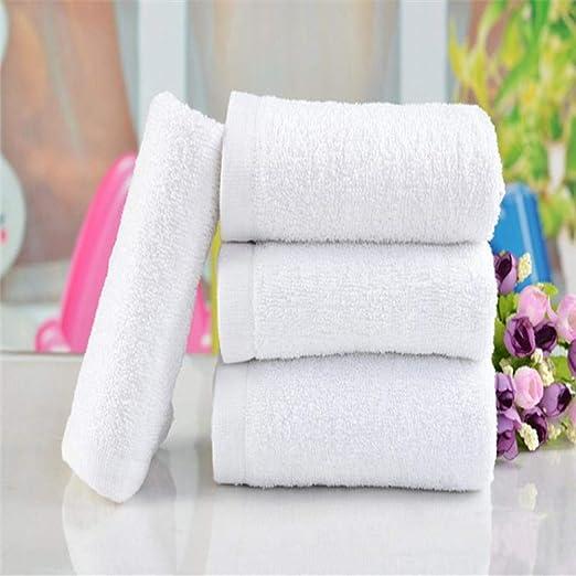 DACCU 1Pc Algodón Suave 32 * 72cm Toallas de baño para Hotel ...