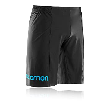 Salomon S-Lab 9 M Herren-Shorts S Black (Schwarz)  Amazon.de  Sport ... 3a92b58fb8ed