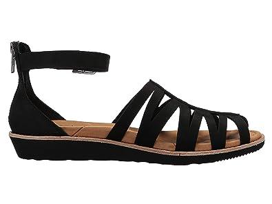 01f2f642b4dd Teva Encanta Sandal Women s Casual 7 Black  Amazon.co.uk  Shoes   Bags