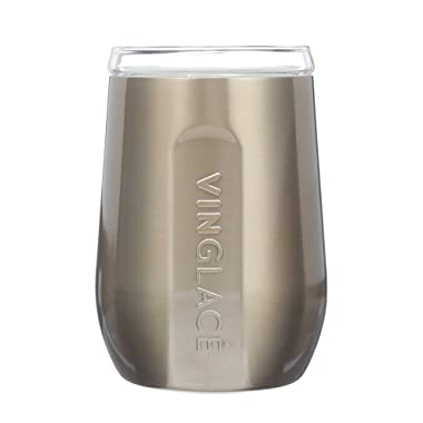 """Vinglacé Stemless Wine Glass 
