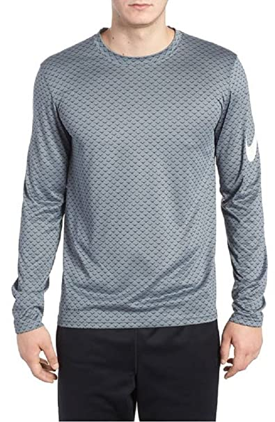 fbece502 Amazon.com: Nike Legend Long Sleeve Top - Men's Medium: Sports ...