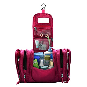 Amazon.com   Hanging Toiletry Bag for Women   Men b5a245d0c1281