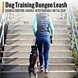 OneTigris Tactical Dog Training Bungee Leash with