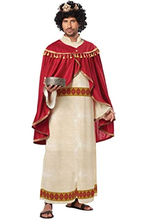 fd878750 Amazon.com: Melchior of Persia Adult Costume: Clothing