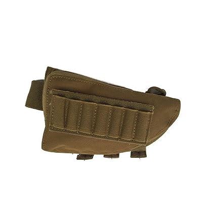 Amazoncom Valink Tactical Buttstock Shotgun Rifle Stock Ammo