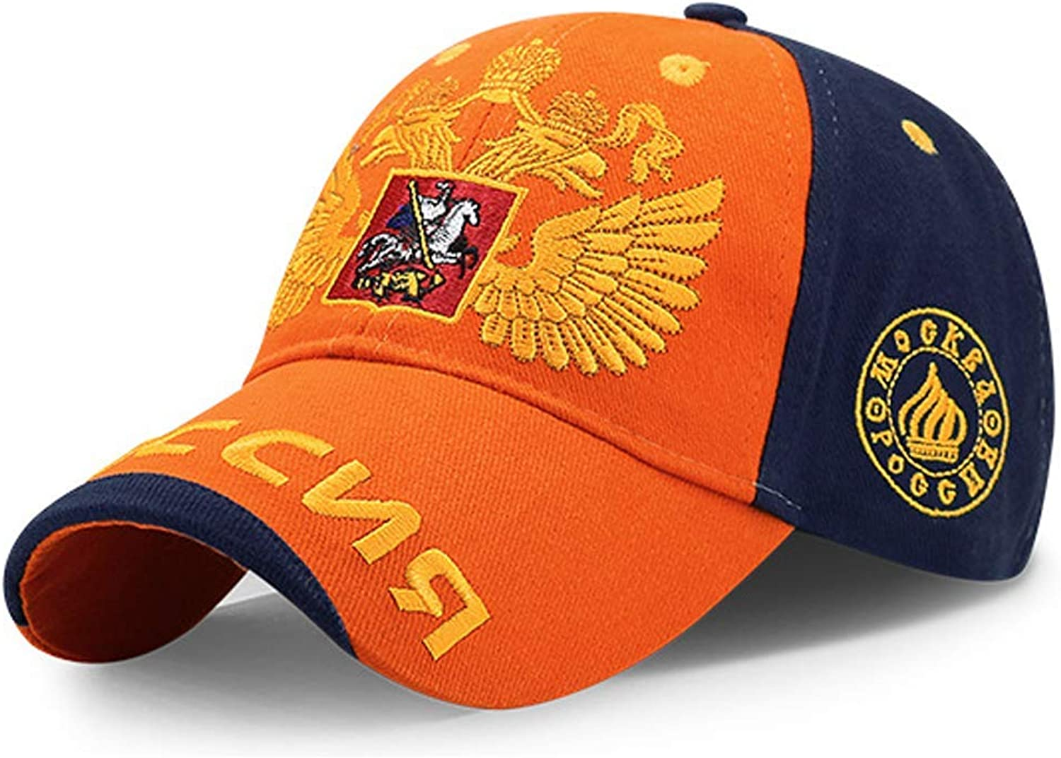 DPAINTouscap Russian hat Embroidery National Emblem hat Baseball Cape Cap Casual hat