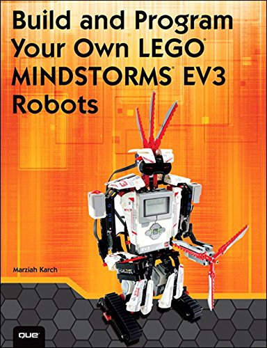 Usa Build Kit - Build and Program Your Own LEGO Mindstorms EV3 Robots