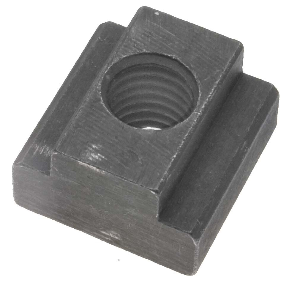 TN-687BP 11/16'' T-Slot Nuts - 5/8-11 Thread (PACK OF 8 NUTS) by Clamping Components