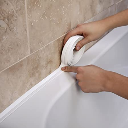 caulking rid black new shower bathtub how inspirational mold get sealant to of in your admin