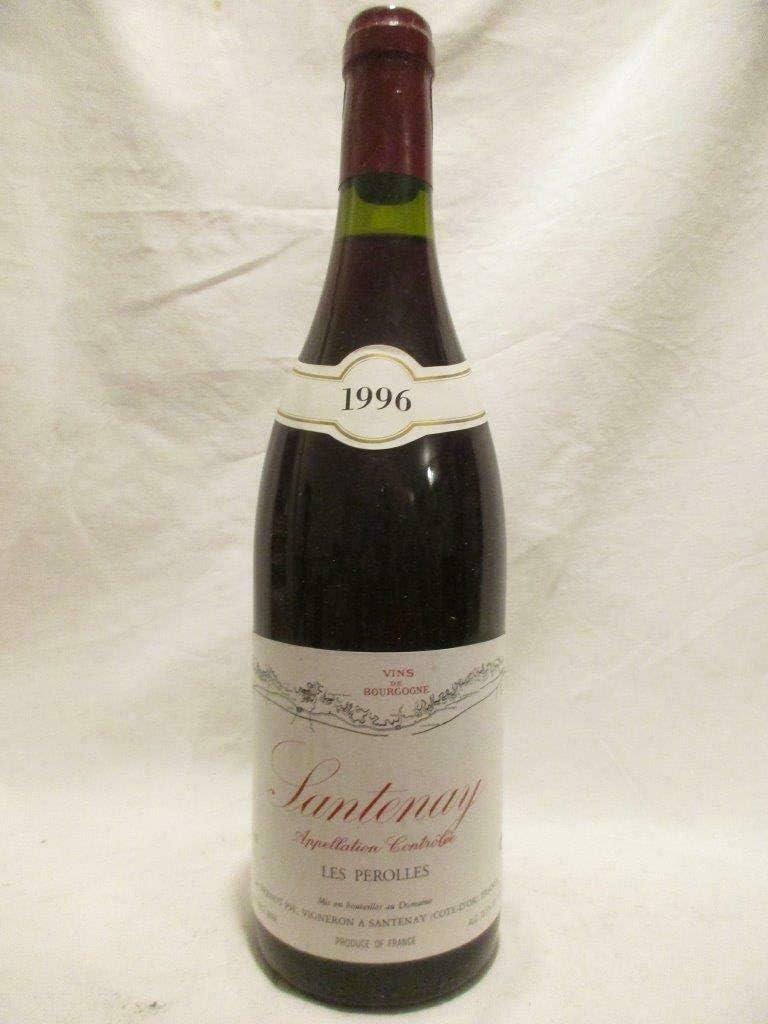 santenay philippe brenot les pérolles rouge 1996 - bourgogne ...