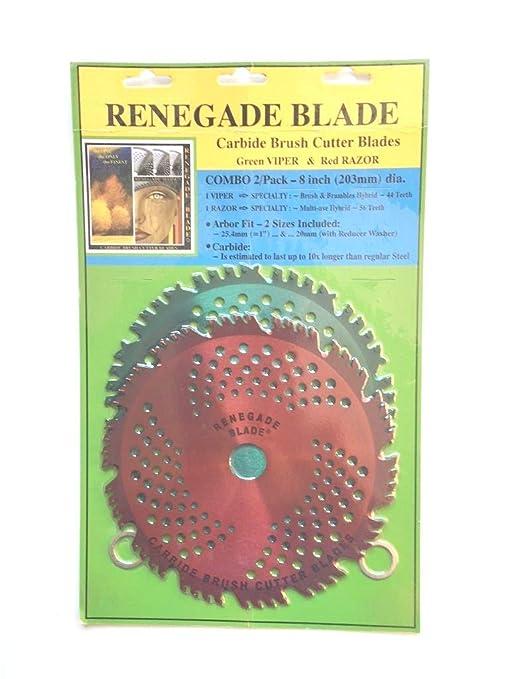 Amazon.com: Renegade Blade 2pk-8