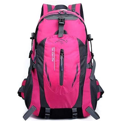 0a5be47531b7 Amazon.com : WGKUMMQN Mountaineering Bag Outdoor Mountaineering ...