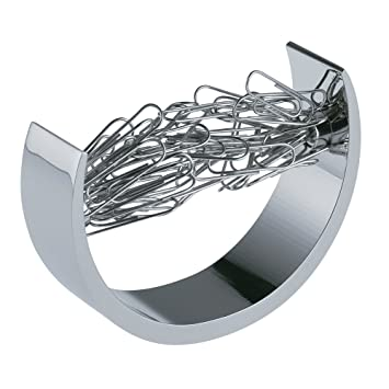 Amazon.com: Bow Shaped Paper Clip Holder