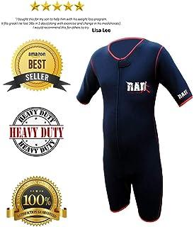 4Fit™ Neoprene Sweat Sauna Suit Weight Loss Slim Shorts MMA Gym Boxing MMA